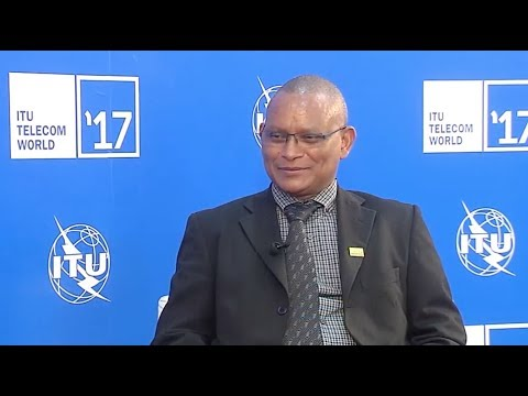 ITU TELECOM WORLD 2017: Debretsion G Michael, Minister of MCIT, Ethiopia
