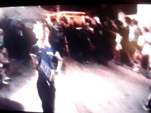 Banda show manuel placido maneiro desfile los robles