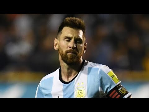 Argentina coach urges players to match Lionel Messi's standard