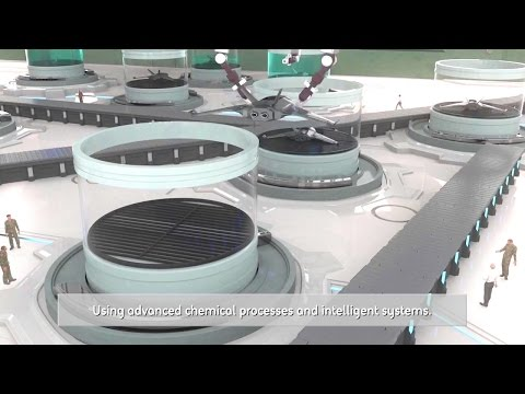 BAE Systems - Growing UAVs Rapidly Through Chemistry Simulation [720p]