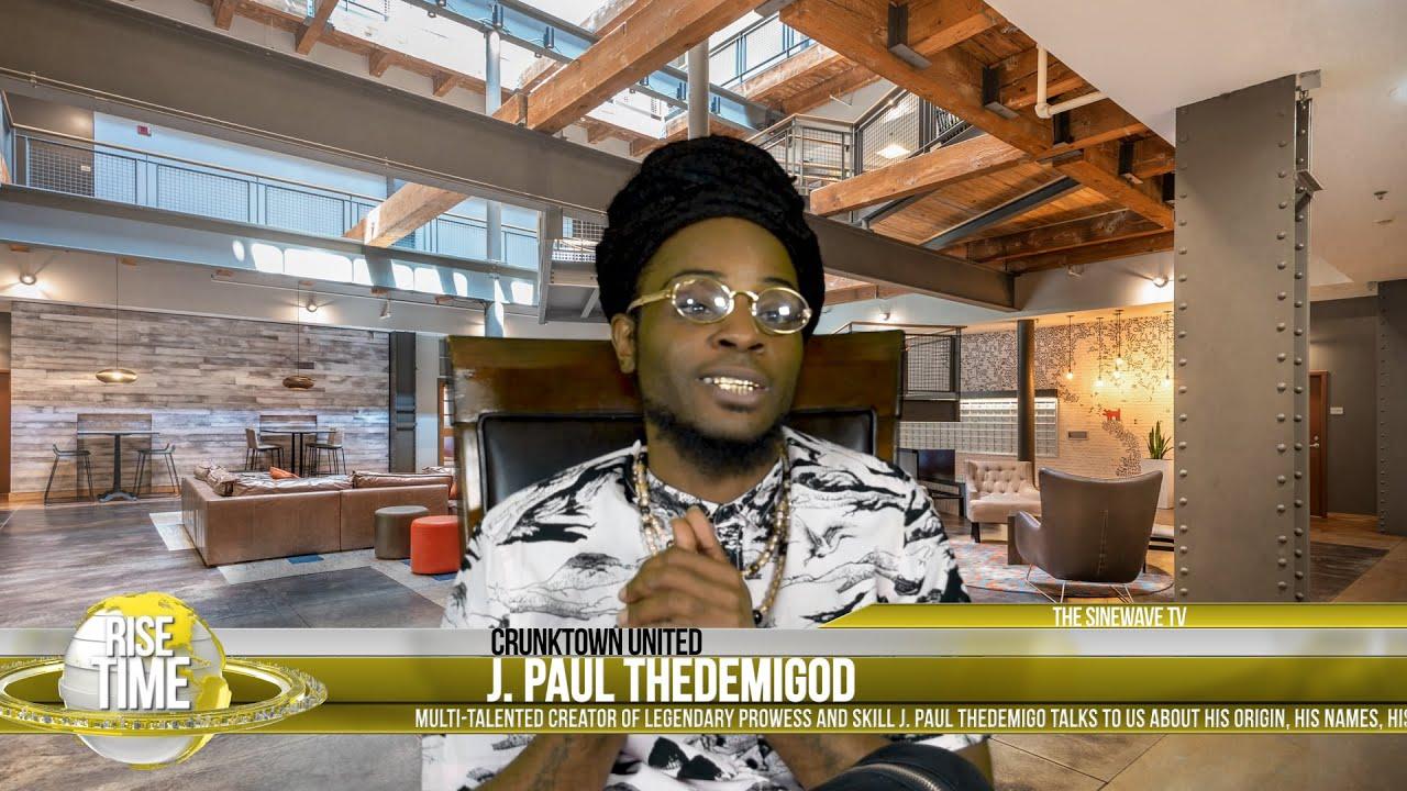 J Paul TheDemigod interview pt  2