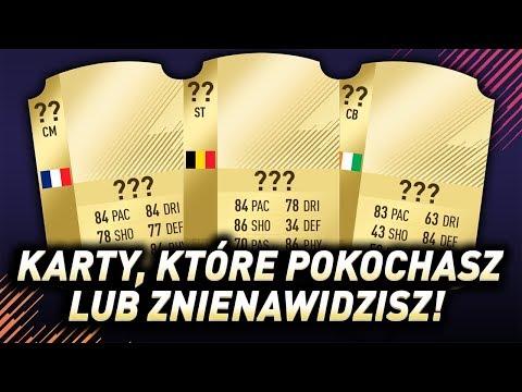FIFA 18 - Karty, które pokochasz lub znienawidzisz!