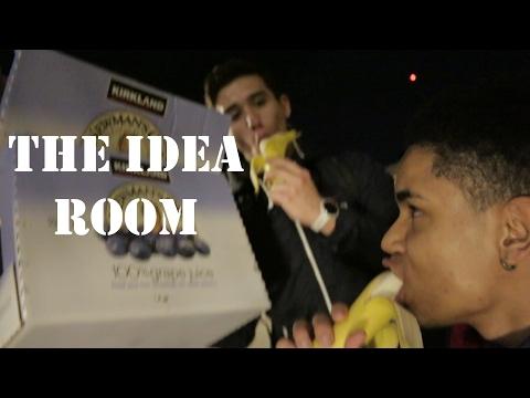Vlog 1: The Idea Room