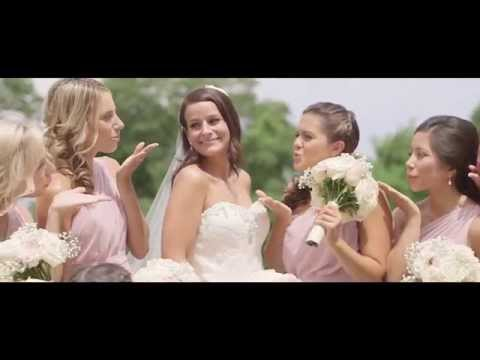 Hamilton Summer Polish Wedding Videographer   Same Day Edit