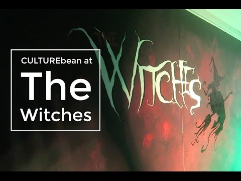 Culturebean at | The Witches | West Yorkshire Playhouse