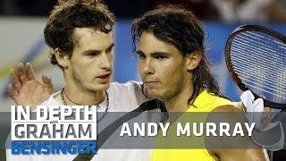 Andy Murray: Rafael Nadal convinced me to leave home