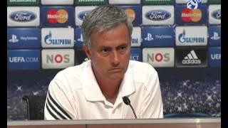 Ajax - Real Madrid: Rueda de prensa de José Mourinho