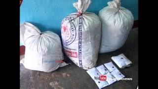 50 KG ganja caught by excise at Idukki Chempakappara | FIR 26 July 2016