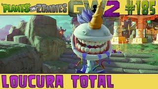 Plants vs. Zombies Garden Warfare 2 #185 - Loucura Total