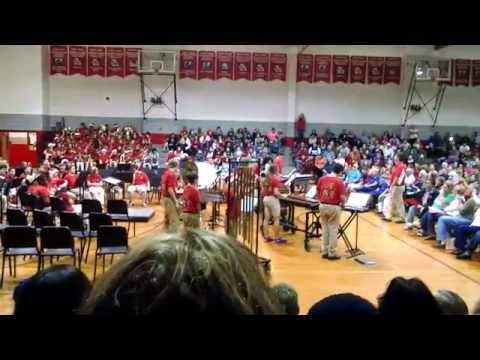 Haughton Middle School Band