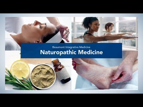Naturopathic Medicine | Beaumont Integrative Medicine