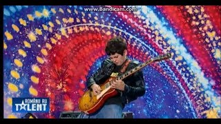 Got Talent - Andrei Cerbu  10 y.o. - Still Got The Blues by Gary Moore