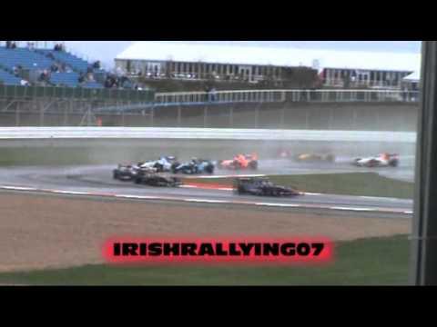 British Grand Prix 2011 Clips  (IRISHRALLYING07)