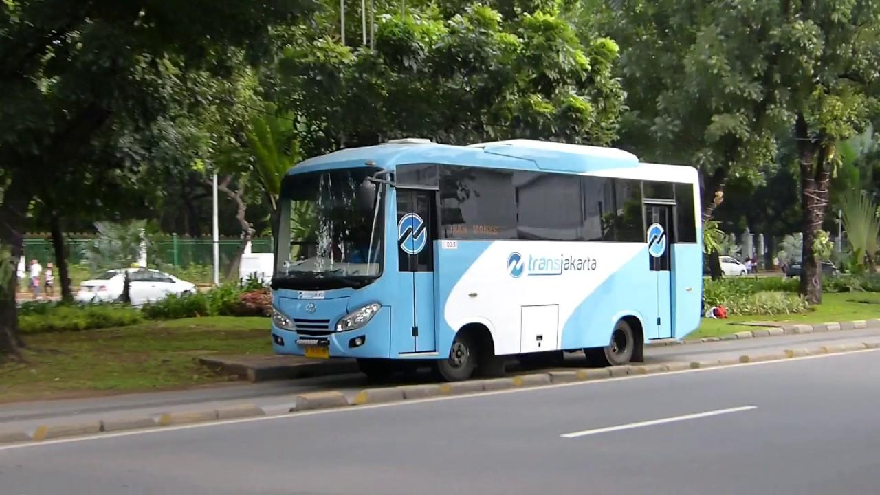 Bus Transjakarta | Sumber: YouTube