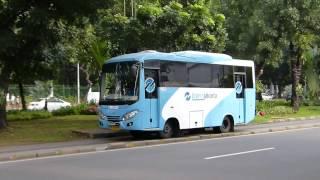 Download Video Kompilasi Bus TransJakarta Busway MP3 3GP MP4