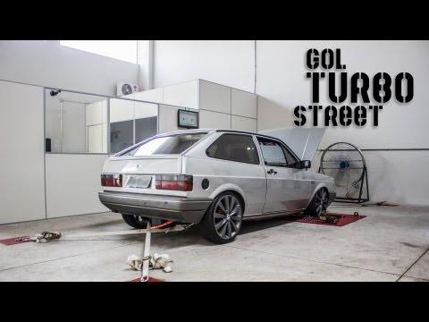 Gol Quadrado 89 Turbo Street   ROD Garage