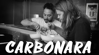 How To Make Carbonara with Carlo Mirarchi and Magnus Nilsson
