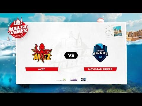 VOD: MVRS vs AVEZ-Eden Arena Malta Vibes Group B-Map3