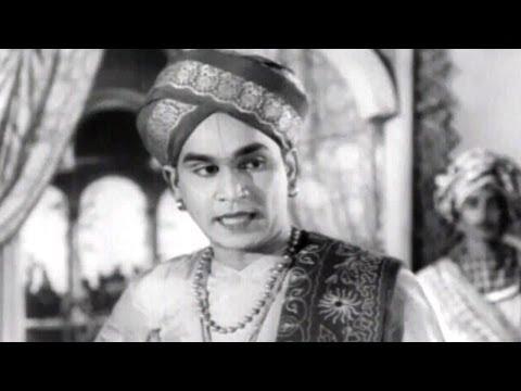 Tenali Ramakrishna Songs - Kunjara Yudhambu Doma Kuthuka Jochen - NTR, ANR