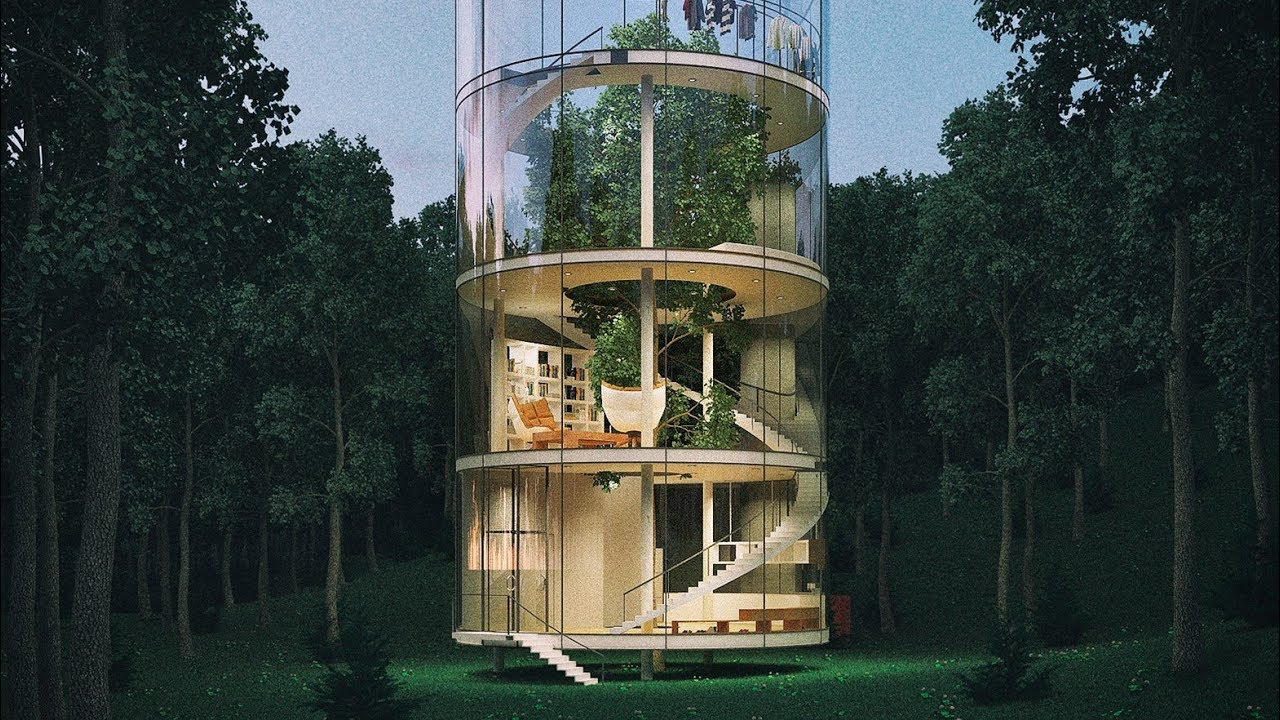 Cool Houses Reveal Their Unique Stories And Unexpected Designs  YouTube