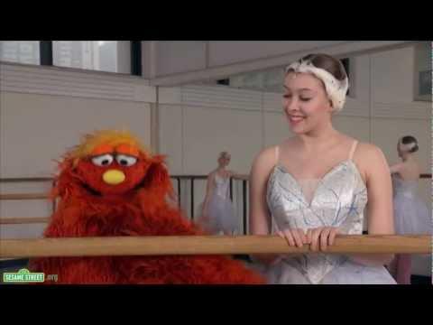 Sesame Street: People in Your Neighborhood -- Ballet Dancer
