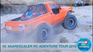 RC SCALE CAR ADVENTURE TOUR - 10th AARESCALER RC TOUR 2018