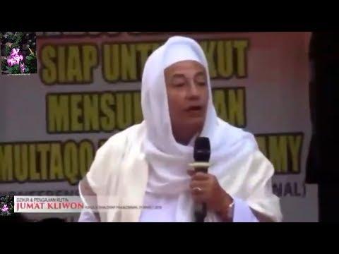Wejangan Habib Luthfi Bin Yahya Untuk Pilpres 2019