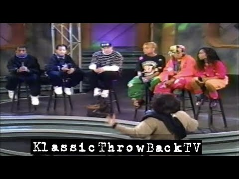 TLC, Mark Wahlberg, Kriss Kross Interview (1992)