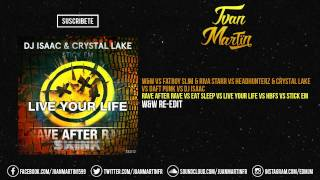 Rave After Rave vs ESRR vs Live Your Life vs HBFS vs Stick Em (W&W Re Edit)