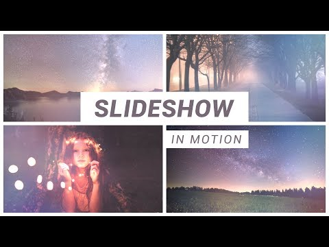 Curso Completo SLIDESHOW IN MOTION com After Effects