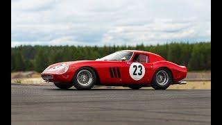 Monterey 2018: 1962 Ferrari 250 GTO