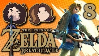 Breath of the Wild Desert Jellies - PART 8 - Game Grumps