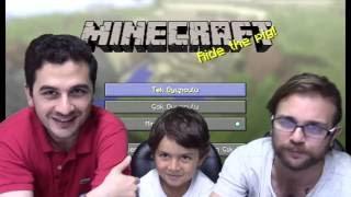 Minecraft'ta Tarla Nasıl Yapılır? - Cem Korkmaz Anlatıyor
