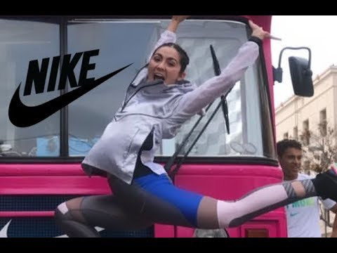 mordaz estimular ganancia  Isabelle Fuhrman - Nike event + live stream (2019 February) - YouTube