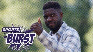 Sports Burst - Umtiti knocking on the Premier League's door?