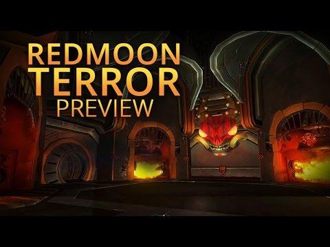 Redmoon Terror Preview Livestream