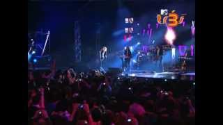 The Veronicas - Untouched en los MTV 2009