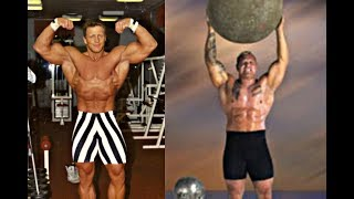 From IFBB Pro to World