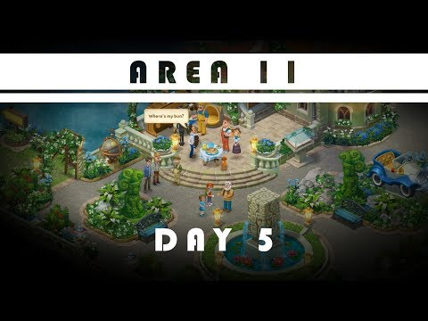 GARDENSCAPES area 11 day 5