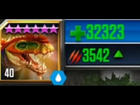 侏儸紀世界 - 蛇髮女怪鱷龍(Gorgosaurus)