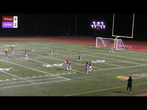Triton College Women's Soccer vs Joliet Junior College 10/9/19