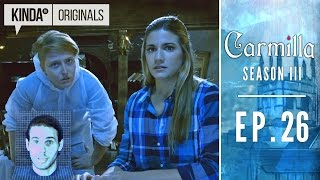 Carmilla | S3 E26 ''Objects in the Rearview Mirror''