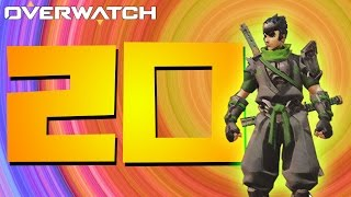 Overwatch | 20 Loot Box Opening! Legendary Skin Unboxing!