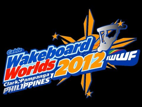 Cable Wakeboard Worlds 2012, Clark Philippines - Open Ladies and Mens Finals