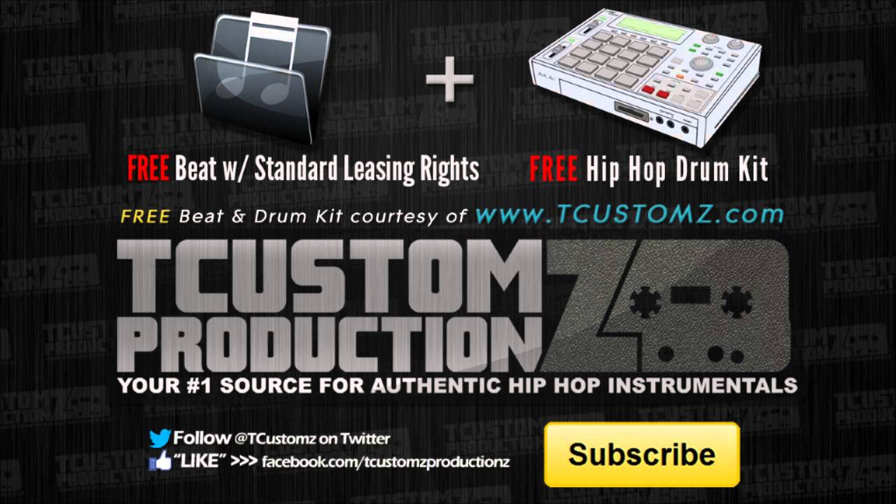 FREE Soulful Hip Hop BEAT & Boom Bap DRUM KIT - Old School, Rap ...