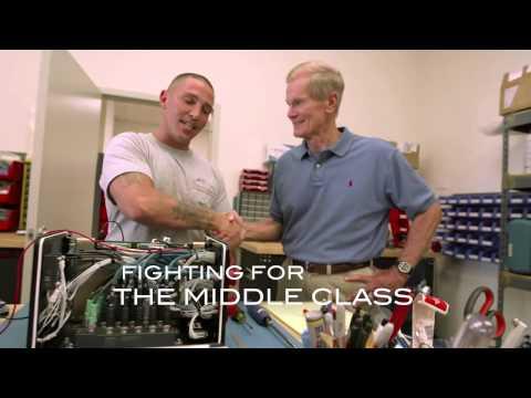 Bill Nelson for U.S. Senate | Middle Class
