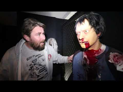 World's Scariest Wax Museum