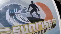Welcome to Sunrise Paddleboards