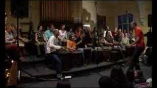 African Drumming -