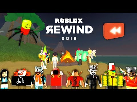 Roblox Rewind 2018 - Everyone Controls Roblox